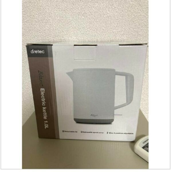 Brand New Electric Kettle 1L Water Teapot Electric Heater $13.90