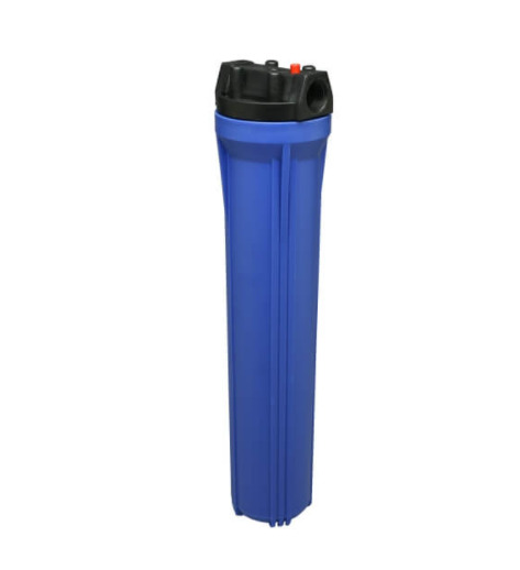 Big Blue Water Filter Housing For Whole House RO Water Softner 20 × 2.5 × 0.5