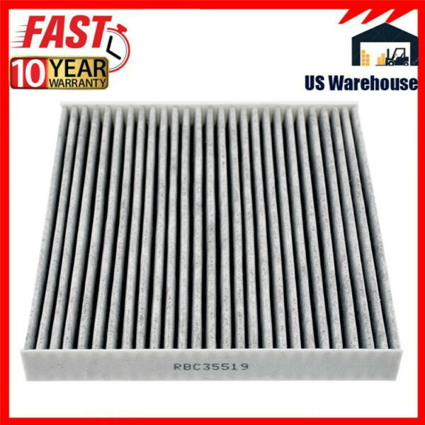 CARBONIZED CABIN AIR FILTER for HONDA ACURA MDX Accord Civic CRV Odyssey C35519 $10.24