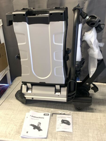 Thule EasyFold XT 2 Hitch Bike Rack Carrier #903202 FIts 1 25quot; amp; 2quot; Adapters $699.00