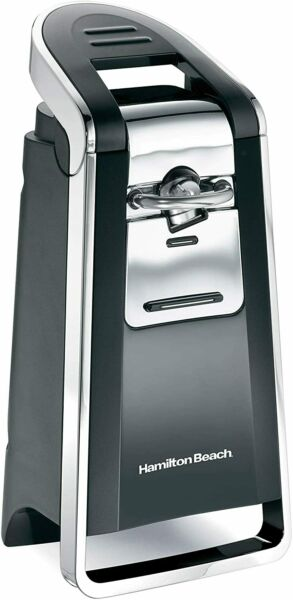 hamilton beach 76606za smooth touch electric automatic can opener with easy pu $34.49