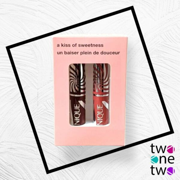 CLINIQUE Almost Lipstick BLACK HONEY amp; PINK HONEY Limited Travel Duo Set NEW $21.99