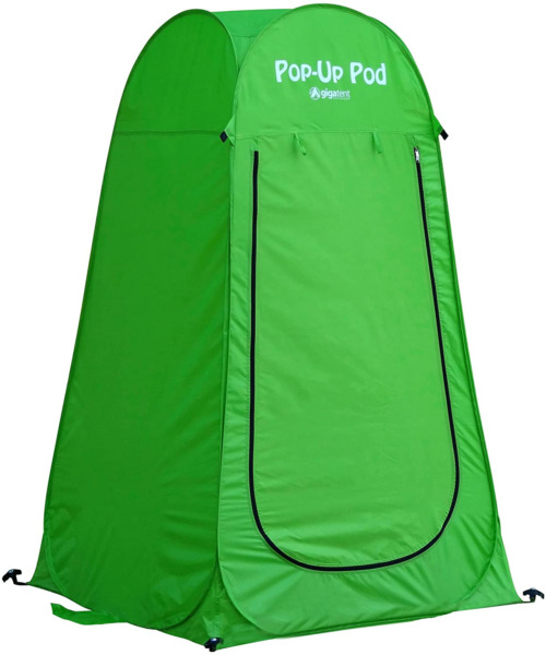GigaTent Pop Up Pod Changing Room Privacy Tent – Instant Portable Outdoor Shower $30.41
