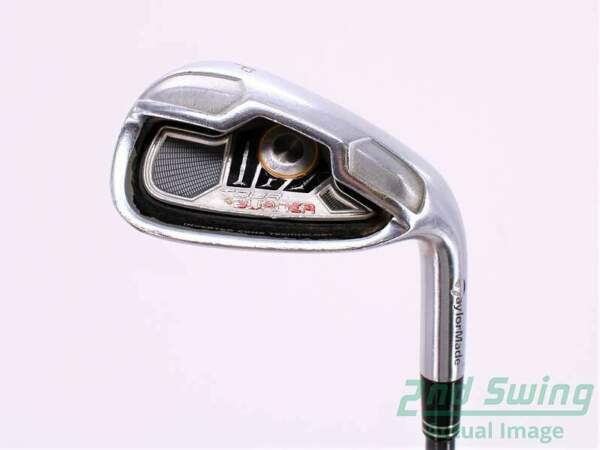 TaylorMade Tour Burner Wedge Pitching Wedge PW Graphite Senior Right 35.0in