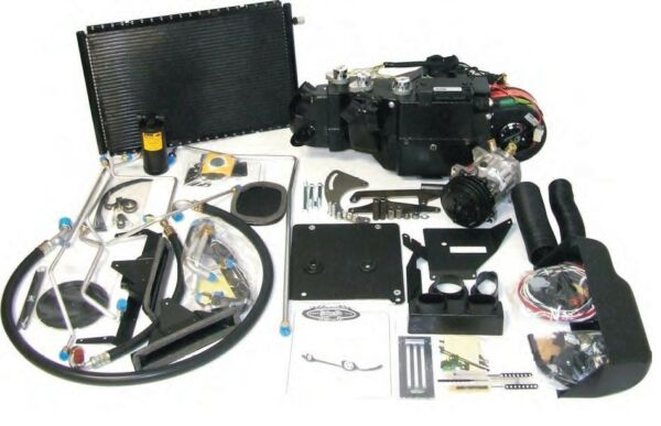 1969 Camaro NON-Factory Air Complete Air Conditioning Kit AC & Heat Vintage Air