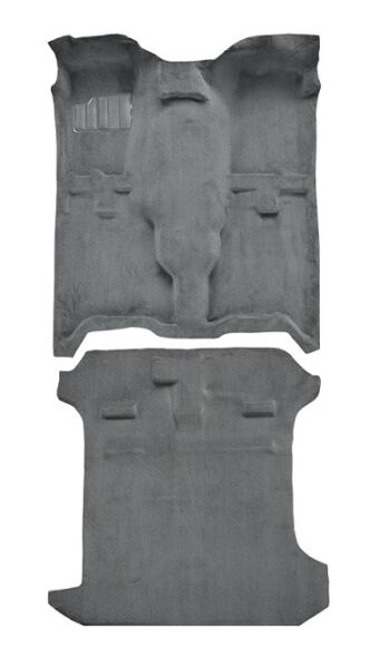 ACC 1993-1998 JEEP GRAND CHEROKEE MOLDED COMPLETE CARPET - CHOOSE COLOR