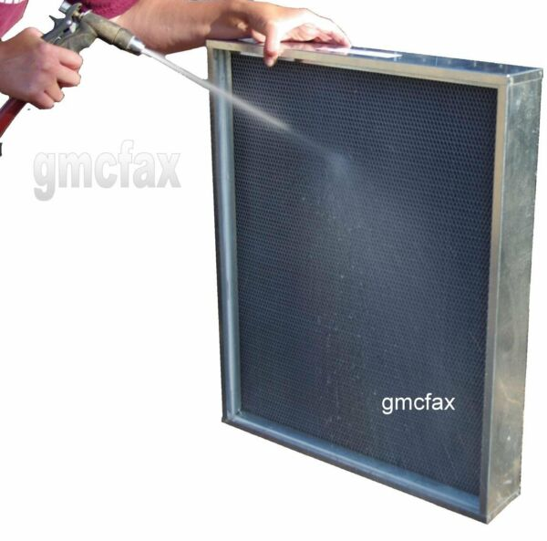 16x25x5 Electrostatic Washable Media Furnace Filter - Fits Honeywell FC100A1029