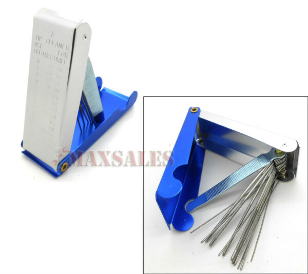 Welding Tip Cleaner with Stainless Steel Reamers Welder Soldering Home Business