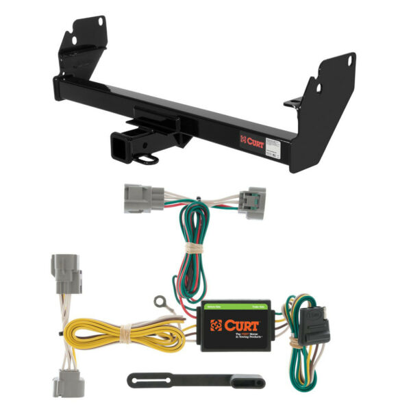 Curt Class 3 Trailer Hitch amp; Wiring for Toyota Tacoma $167.99
