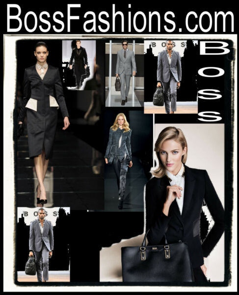 Boss Fashions .com Clothes Domain Name For Sale Dress Up Business Suits Jackets