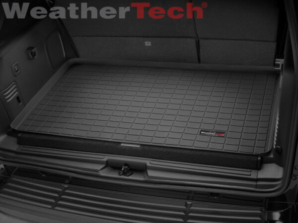 WeatherTech Cargo Liner Trunk for Expedition EL Navigator L Small Black $127.95