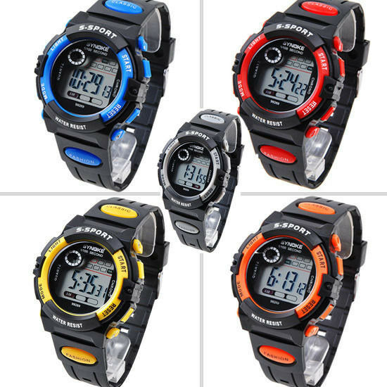 FAST Multifunction Waterproof Child/Boy's/Girl's Sports Electronic Watch Watches