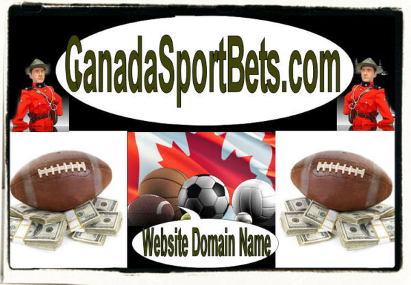 Canada Sport Bets .com Soccer Rugby World Cup Tennis Domain Name For Sale URL