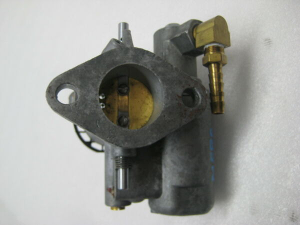 1333 3709 Upper Carburetor Mercury Outboard Serial 2517415 $119.97