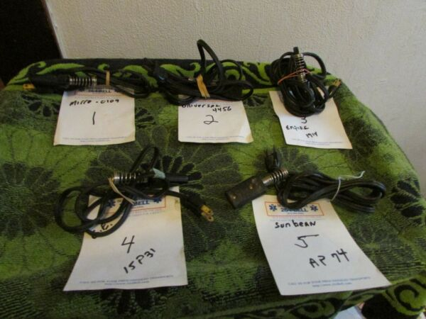 YOUR CHOICE OF REPLACEMENT CORDS FOR DIFFERENT MODEL COFFEE MAKERS PERCOLATORS