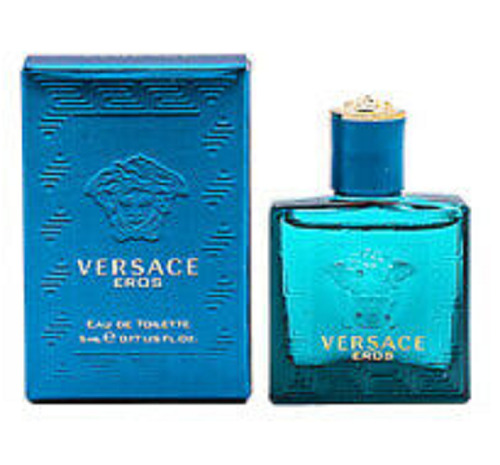mini cologne Versace Eros for Men Brand New In Box $7.43