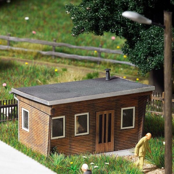 Busch 1394 Holz-Bungalow