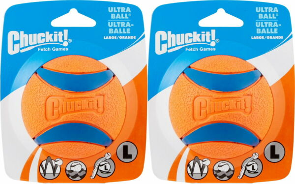 ChuckIt! Ultra Ball Large 2pk