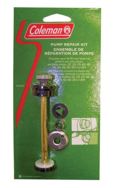 Coleman Pump Repair Kit Replacement Parts Camp Stove Lantern NEW # 3000005099 $9.99