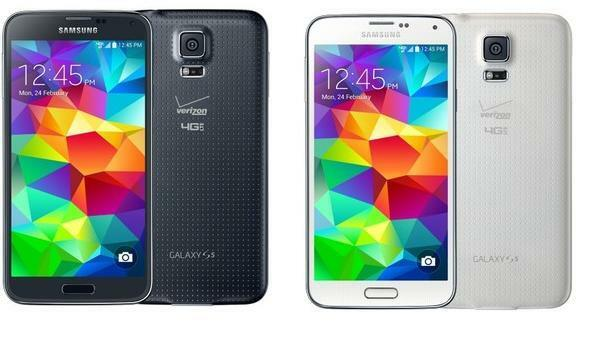Samsung Galaxy S5 S-5 G900V (Verizon)Unlocked Smartphone Cell Phone Page Plus c