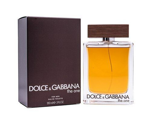 The One by Dolce amp; Gabbana 5 5.0 oz EDT Cologne for Men New In Box