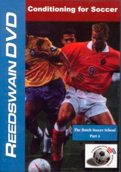 Soccer: Dutch Soccer School Part 4: Conditioning On DVD Disc Only D42 $7.23