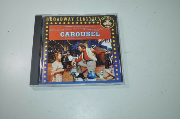 Carousel Rodgers amp; Hammerstein#x27;s Motion Picture Sound Track CD