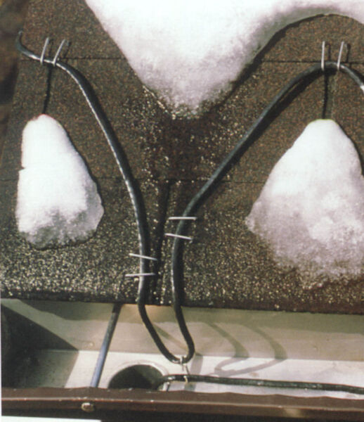 Easy Heat Electric Roof De Icing Cable. 200#x27; Gutter Snow NEW ADKS 1000 $118.99