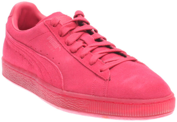 Puma Suede Classic Ice Mix - Red - Mens