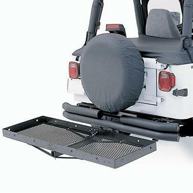 Smittybilt Receiver Rack Carrier 20 X 60 500 Lb Rating Fits 2quot; Hitch 7700 $102.63