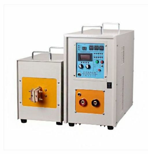 CE 60KW 30-80KHz High Frequency Induction Heater Furnace LH-60AB fast ship!