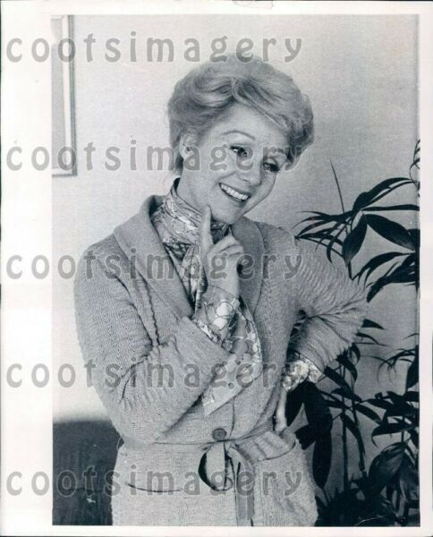 1977 Wire Photo Debbie Reynolds Actress Singer Dancer Hollywood Movie Star