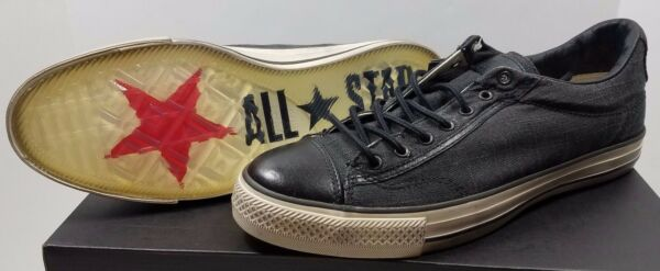 Converse X John Varvatos CT Vintage Slip Black/Turteledove/Beluga Shoes 150179C