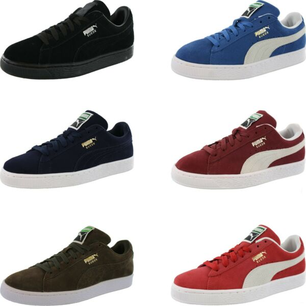 PUMA SUEDE CLASSIC MEN'S SNEAKERS