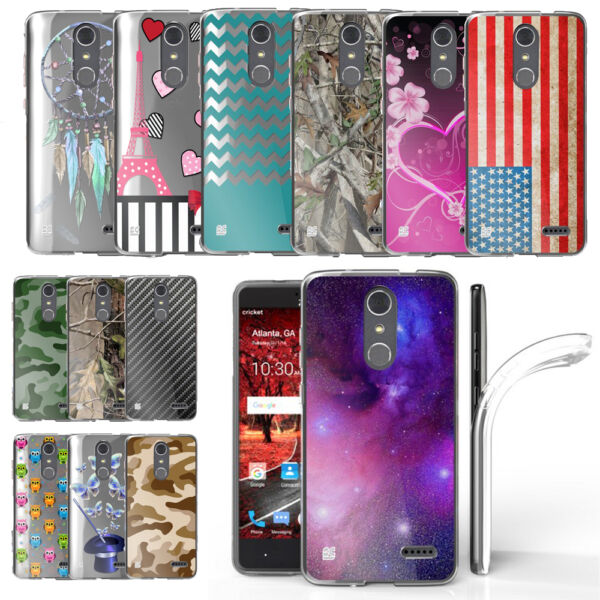 Scratch proof Soft Gel Skin Cover Slim Case for ZTE Blade Spark Grand X 4 Z971 $8.99