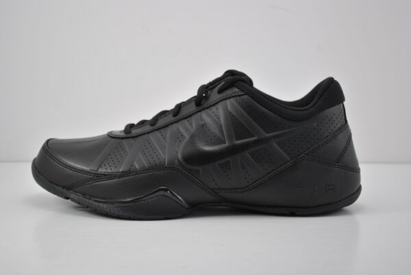 Mens Nike Air Ring Leader Low Basketball Shoes Size 8 - 13 Black 488102 001