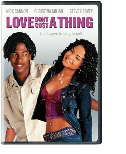 Love Don#x27;t Cost a Thing Widescreen Edition DVD NEW $6.99