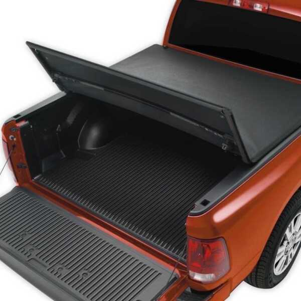 New Tri-Fold Soft Tonneau Cover fits 2005-2015 Toyota Tacoma 60.3 In/5 ft Bed