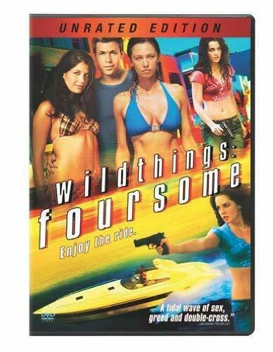 Wild Things: Foursome (Unrated Edition) [DVD] NEW!