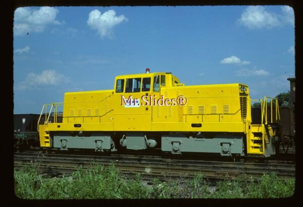 Original Slide Republic Steel Brand New In 1976 At North Bessemer PA