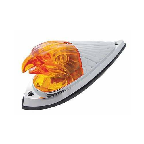 Amber Eagle Cab Roof RV Truck Semi Clearance Marker Lights