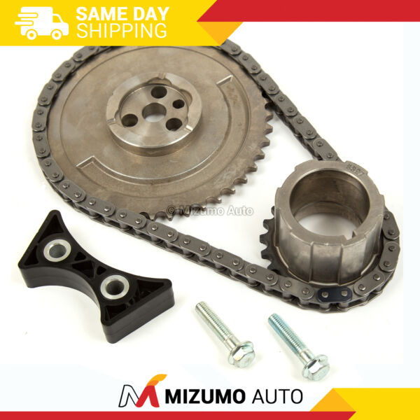Timing Chain Kit Fit 03-07 Cadillac Buick Chevrolet GMC Pontiac Saab 4.8 5.3 6.0