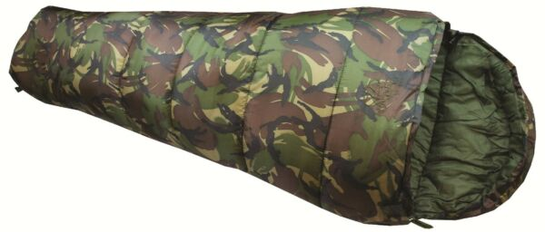 NEW CADET 350 JUNIOR MILITARY SLEEPING BAG h