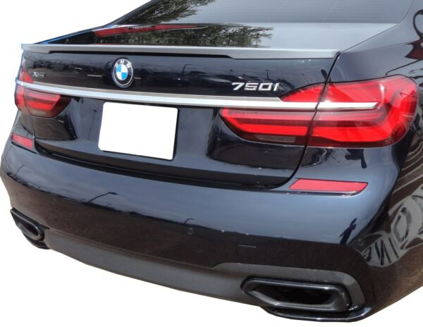 PAINTED BMW 7-SERIES FACTORY STYLE SPOILER 2016-2019