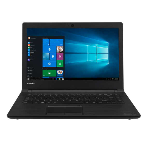 Toshiba Satellite Pro R40-C-132 Notebook i3-6006U HD Windows 10 Pro