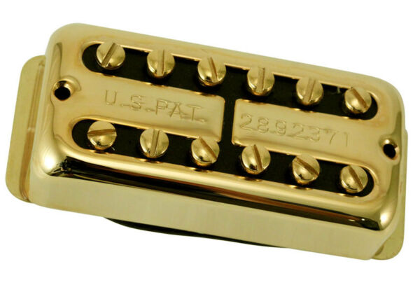 Gretsch HS Filtertron Guitar NECK Pickup with Alnico Magnets GOLD $86.95