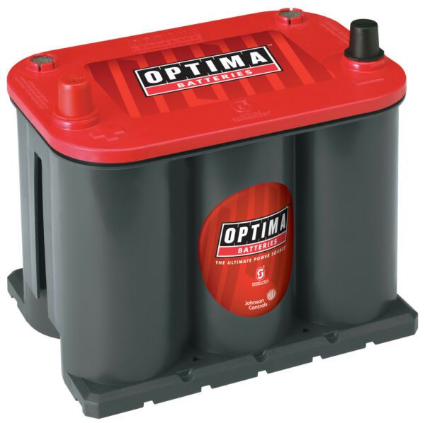 Battery-Red Top Optima Battery 8025-160
