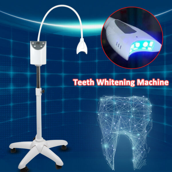 Mobile Dental Teeth Whitening System LED Cool Light Bleaching Lamp Accelerator