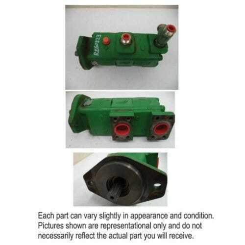 Used Steering Charge Pump Compatible with John Deere 8300 8200 8200 8100 8100