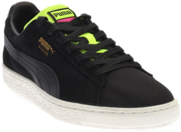 Puma Suede Classic Tricks Sneakers - Black - Mens
